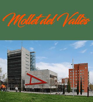 rutas Mollet del Vallés