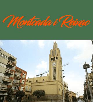 rutas Montcada i Reixac