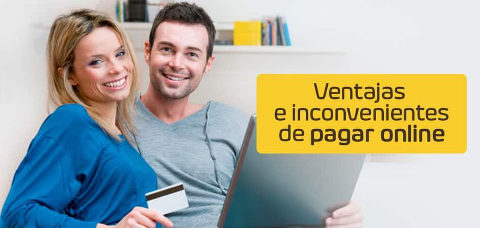 Ventajas e Incovenientes del pago online